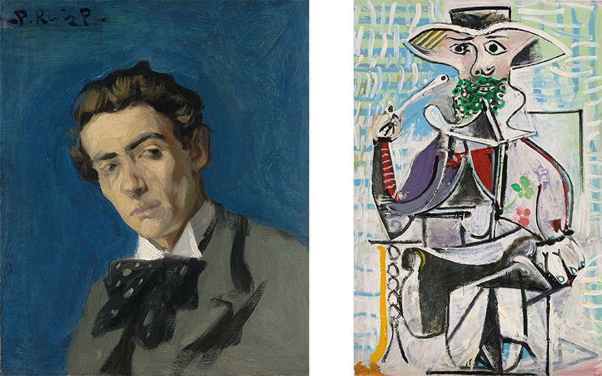 two picassos