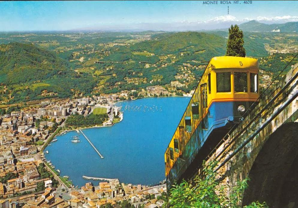 Lake Como Car Show