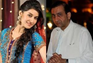 Shaista Wahidi Ready Marry Shakkel Rehman Owner Geo News