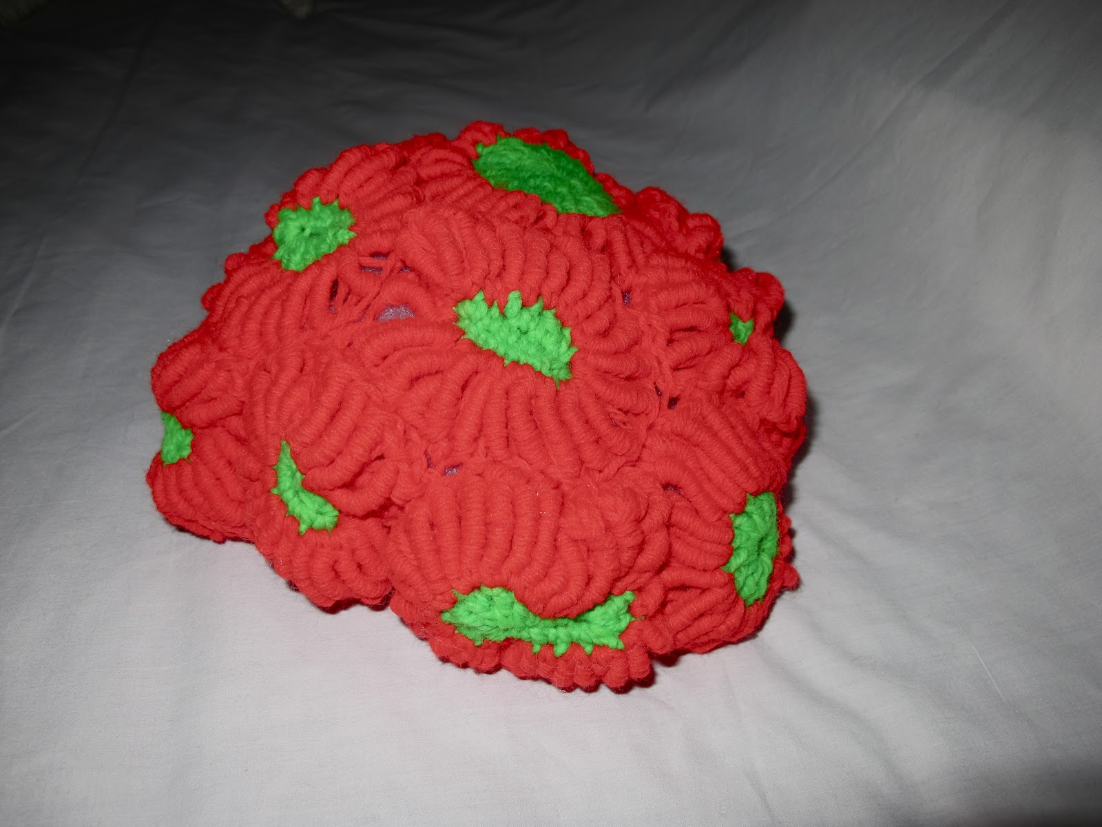 The Maine Reef Crochet War Coral And Pattern