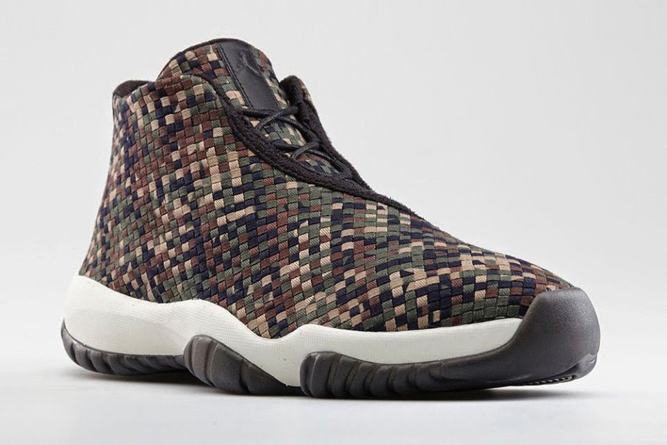 Air Jordan Future Premium Dark Army/Black-Sail