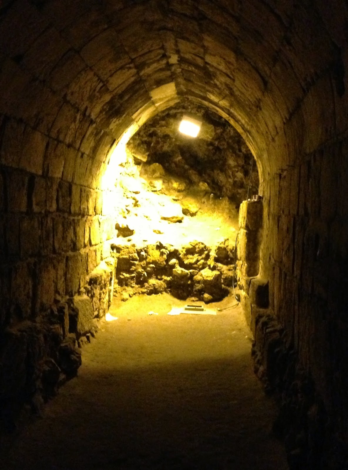 In A Nook In The Tunnel, A Huddled Coterie Of A Halfdozen Women Prayed At  The Point Closest To The Holy Of Holies, The Room In Solomon's Temple Where  The