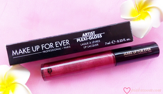 make up for ever artist plexi gloss review pinkuroom