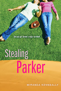 Stealing Parker Miranda Kenneally book cover