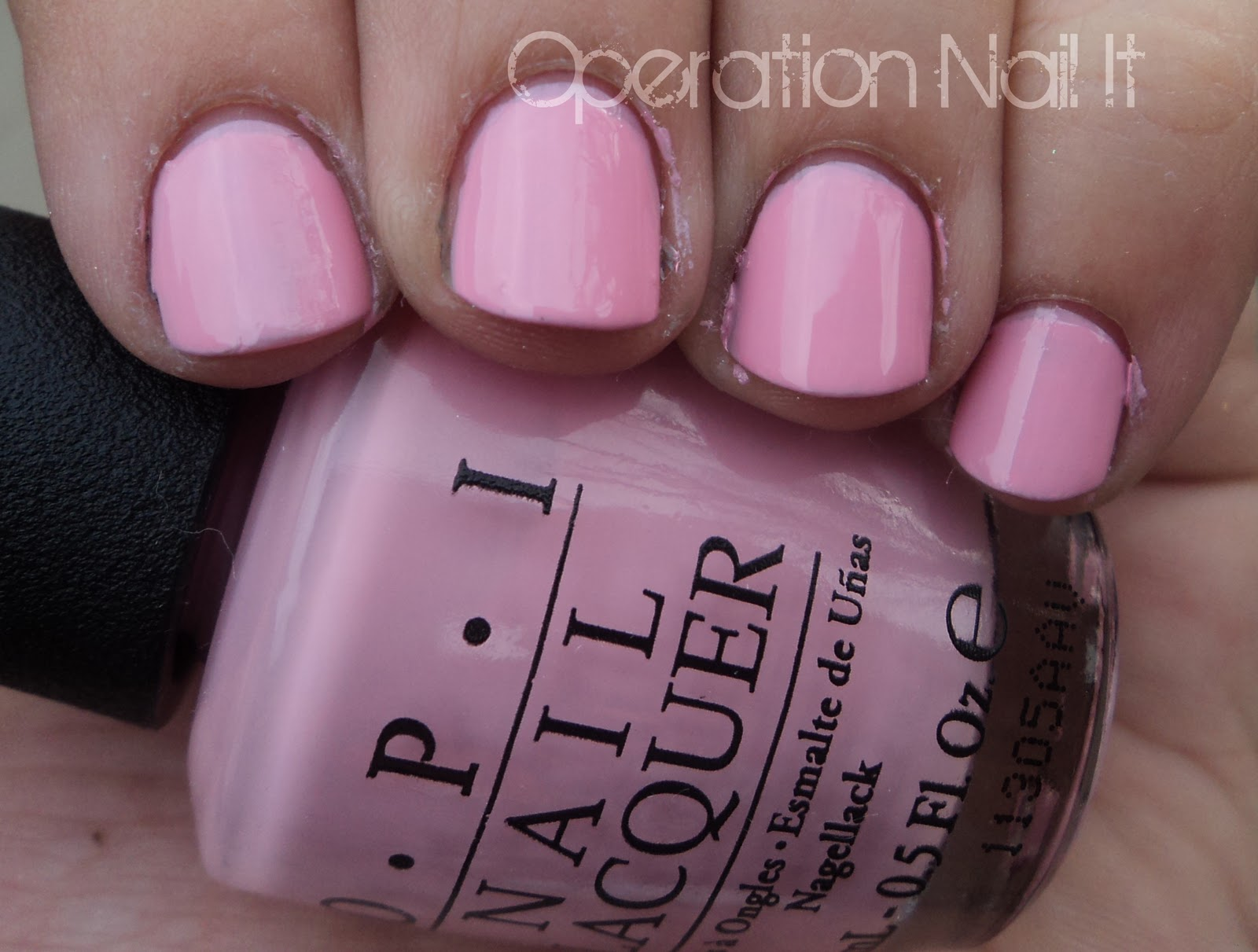 Operation: Nail It!: OPI Nicki Minaj Collection Swatches! + Comparisons!