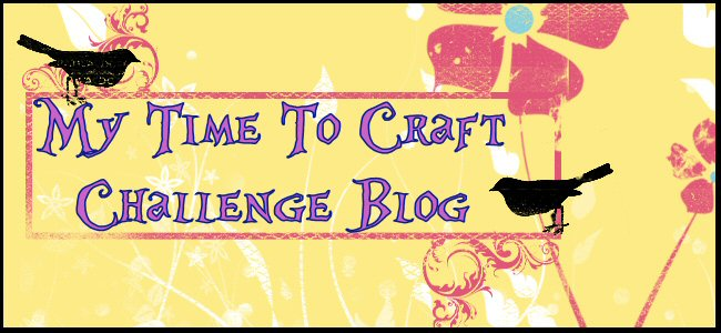 Challenge blog My time to craft