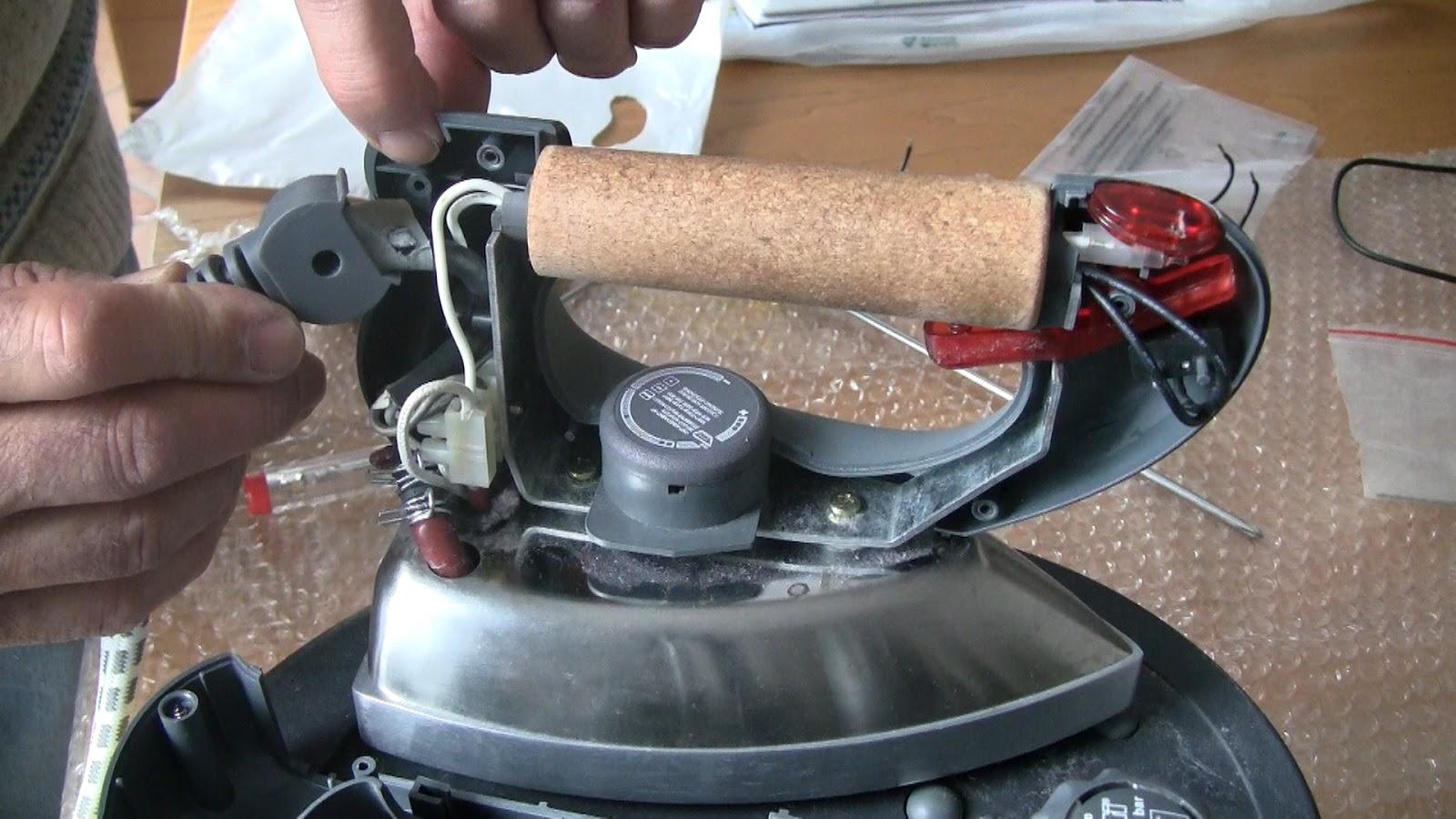 Fai da te con l 39 esperto tuttofare ferro a vapore con for Ferro a vapore con caldaia