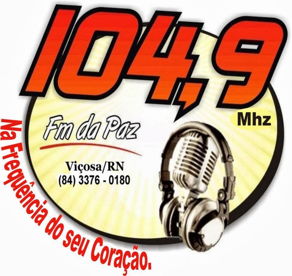 RÁDIO FM DA PAZ DE VIÇOSA- RN