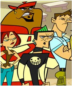 total drama island images