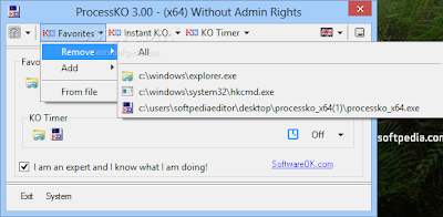 Alternative For Windows Task Manager | ProcessKO Software