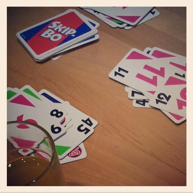 Pearl's Harbor Blog - Skip-Bo