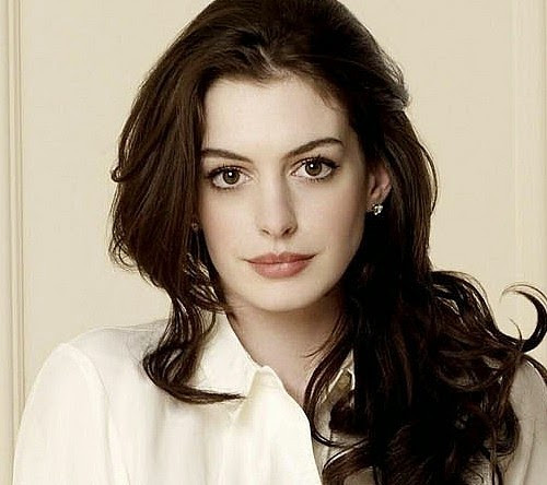 Girly Things : Photos Beautiful Anne Hathaway
