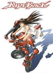 rideback anime