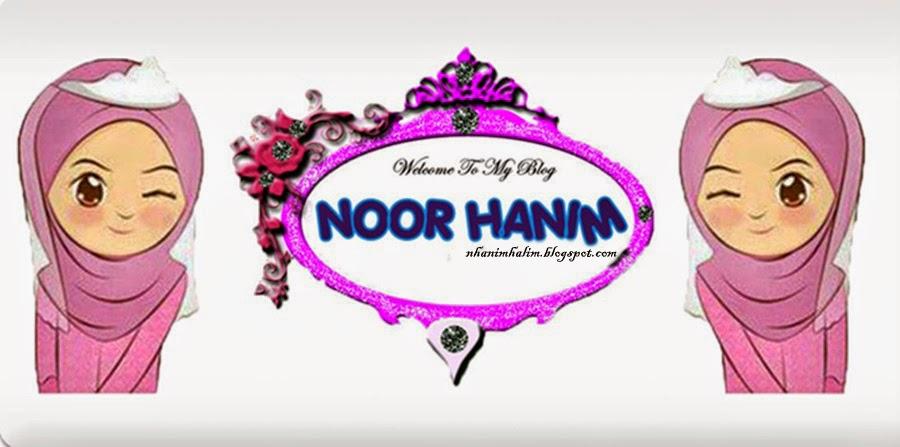 Noor Hanim Empunya Cerita