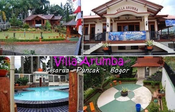 Villa Arumba Puncak Bogor