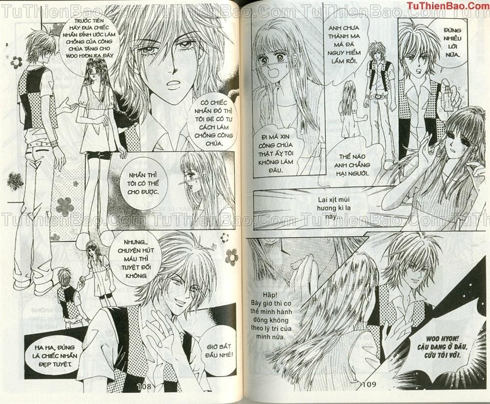 Ma cà rồng hộ mệnh Chapter 10 - Trang 52