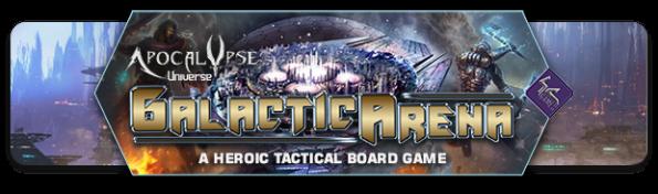 Galactic Arena Kickstarter Preview