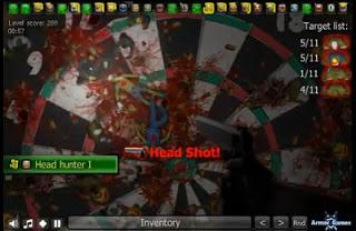 Insectonator Zombie Mode walkthrough | tips|video