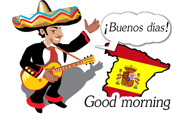 Define Good Morning In Spanish : How to say good morning ธันวาคม