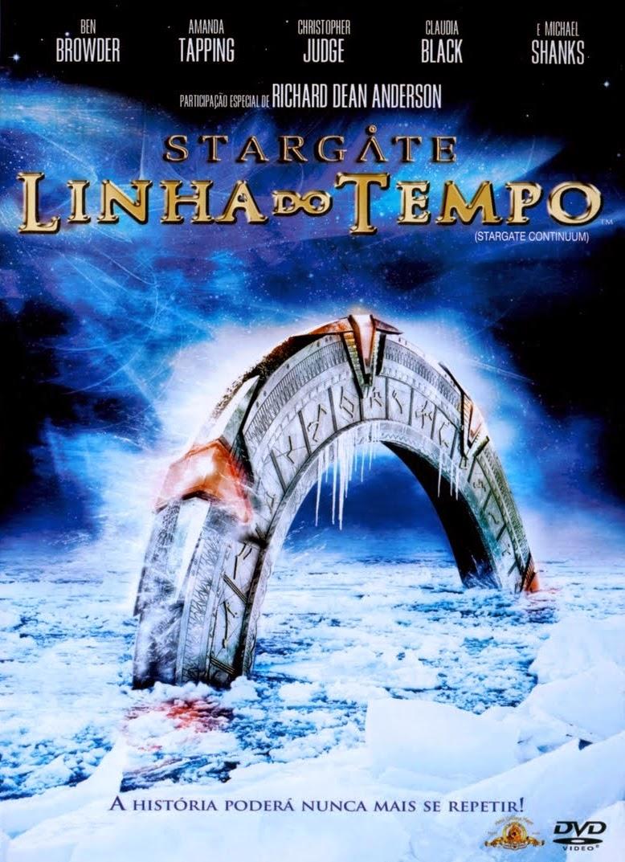 Stargate: Linha do Tempo – Dublado (2008)