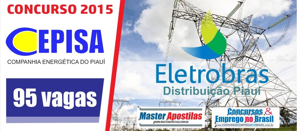 Apostila Concurso Eletrobras Distribuidora Piauí CEPISA 2015