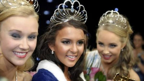 miss suomi finland 2012 winner sara chafak