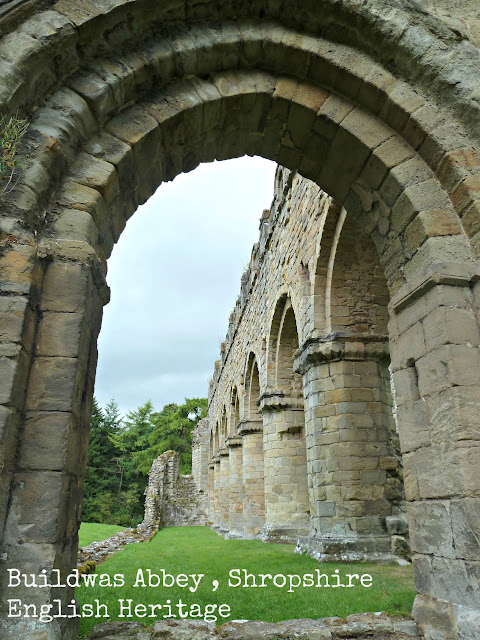 Buildwas Abbey English Heritage