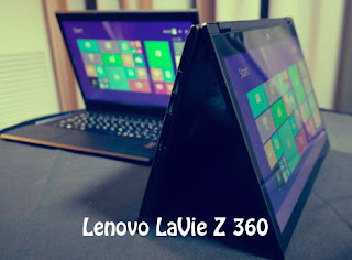 Lenovo LaVie Z 360 Review