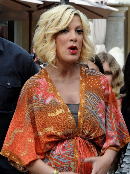 Tori Spelling Ugly