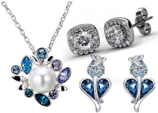 Amazon : Buy Swarovski & Crystal Jewellery by Nevi And get at Upto 90% off, starting at Rs.419 only – BuyToEarn