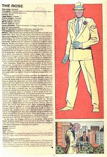 La Rosa (ficha marvel comics)