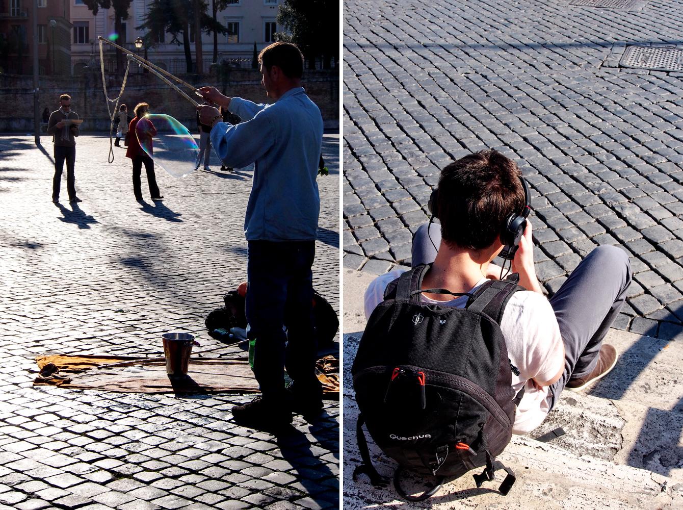 """Roms Altstadt – Ein Sehenswürdigkeiten-Rundumschlag // Piazza del Popolo - """"Fee ist mein Name"""""""