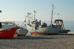 Fishing boats, Lild strand