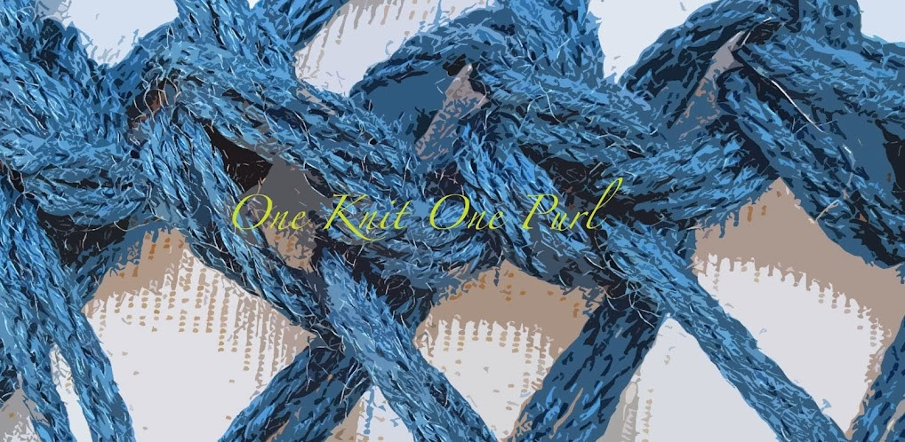 One Knit One Purl