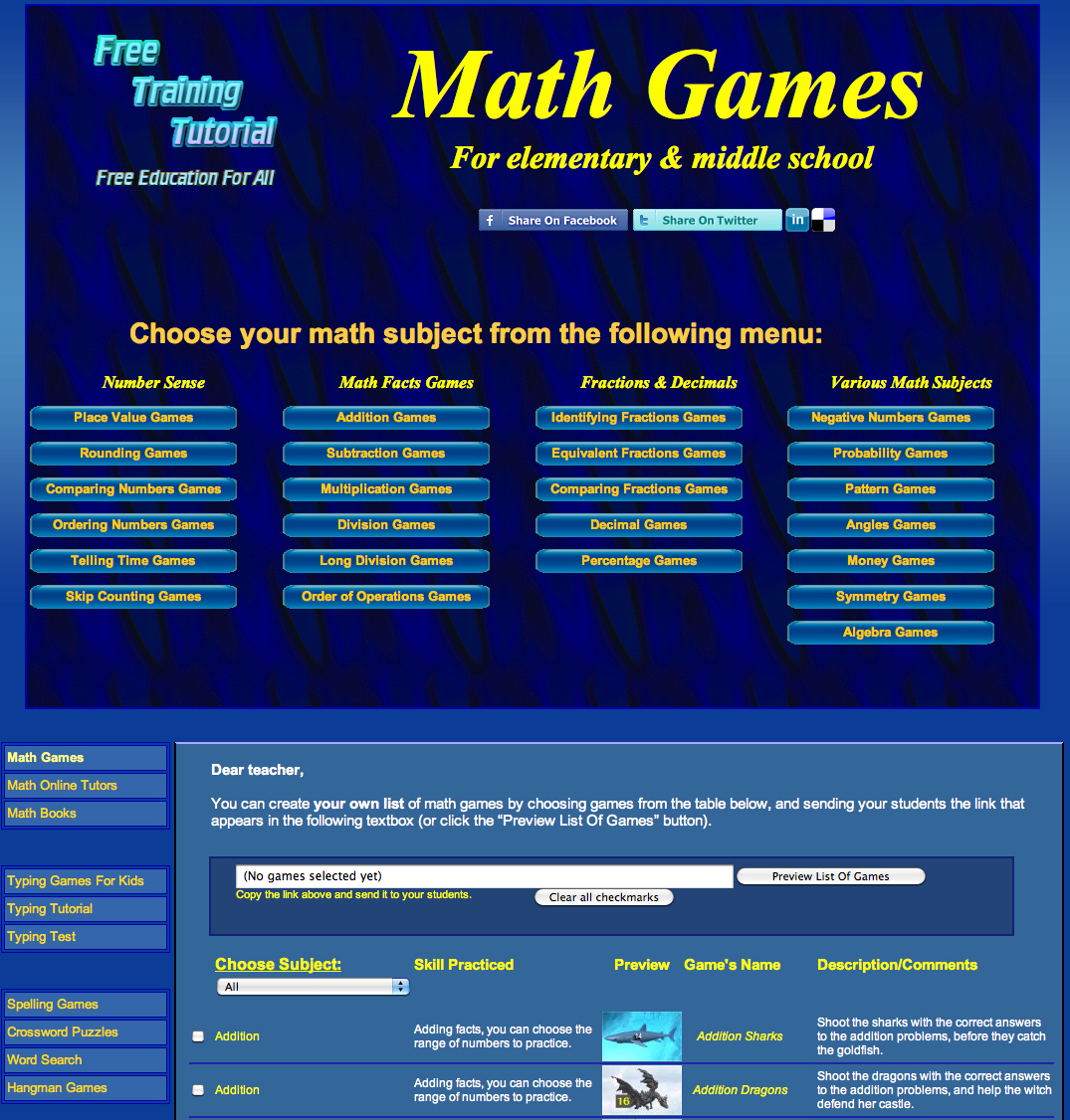 Altered Instinct: Educational websites where you can learn for free!