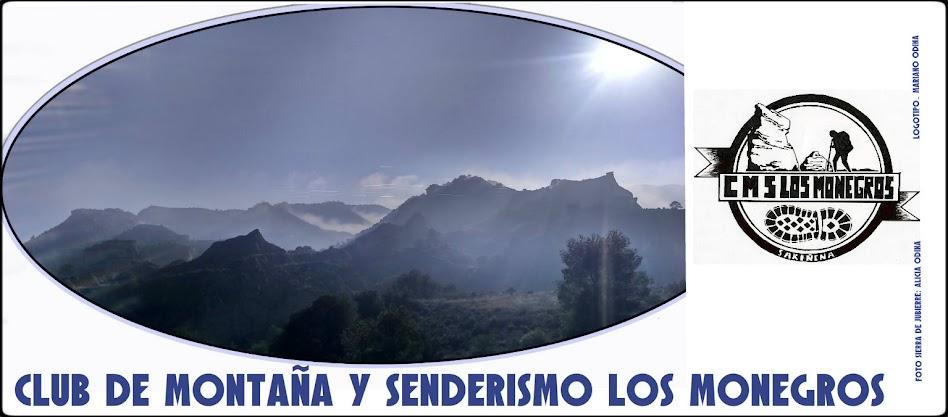 Club de Montaña & Senderismo Los Monegros.