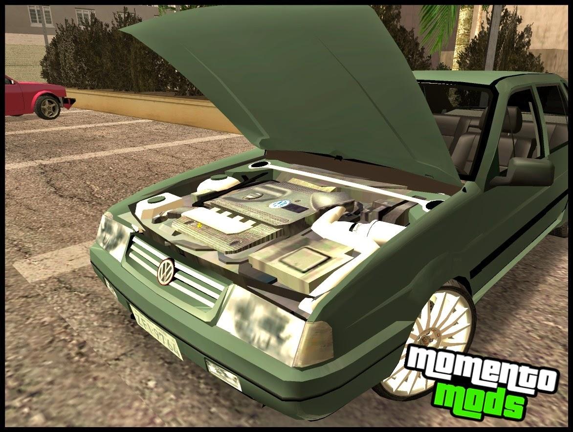 GTA SA - VW Santana (Leve)