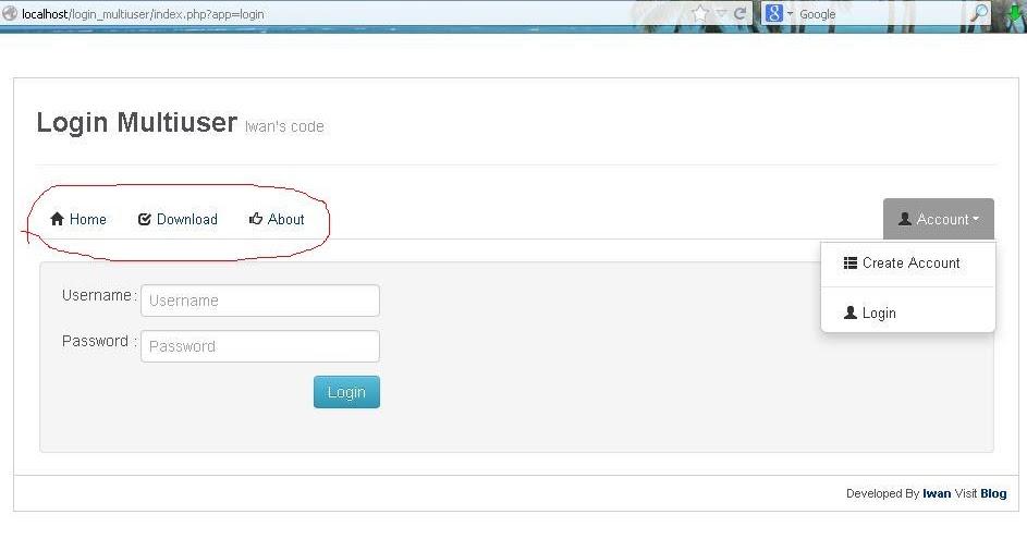 Cara Membuat Login Multi User dengan PHP - Blog Mblasak
