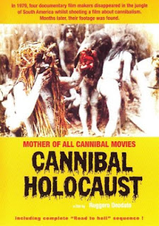 "31 Days of Horror Day 11 - ""Cannibal Holocaust"" (1980)"