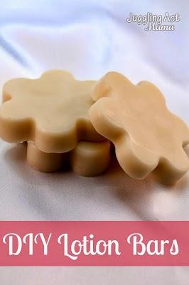 http://jugglingactmama.com/2013/12/diy-lotion-bars.html