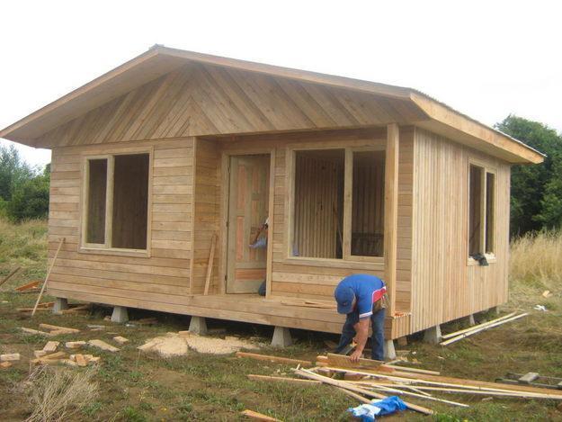 Casas prefabricadas romy casas de madera prefabricadas - Casas prefabricada de madera ...