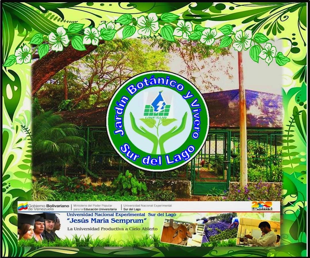 Jardín Botánico y Vivero de UNESUR