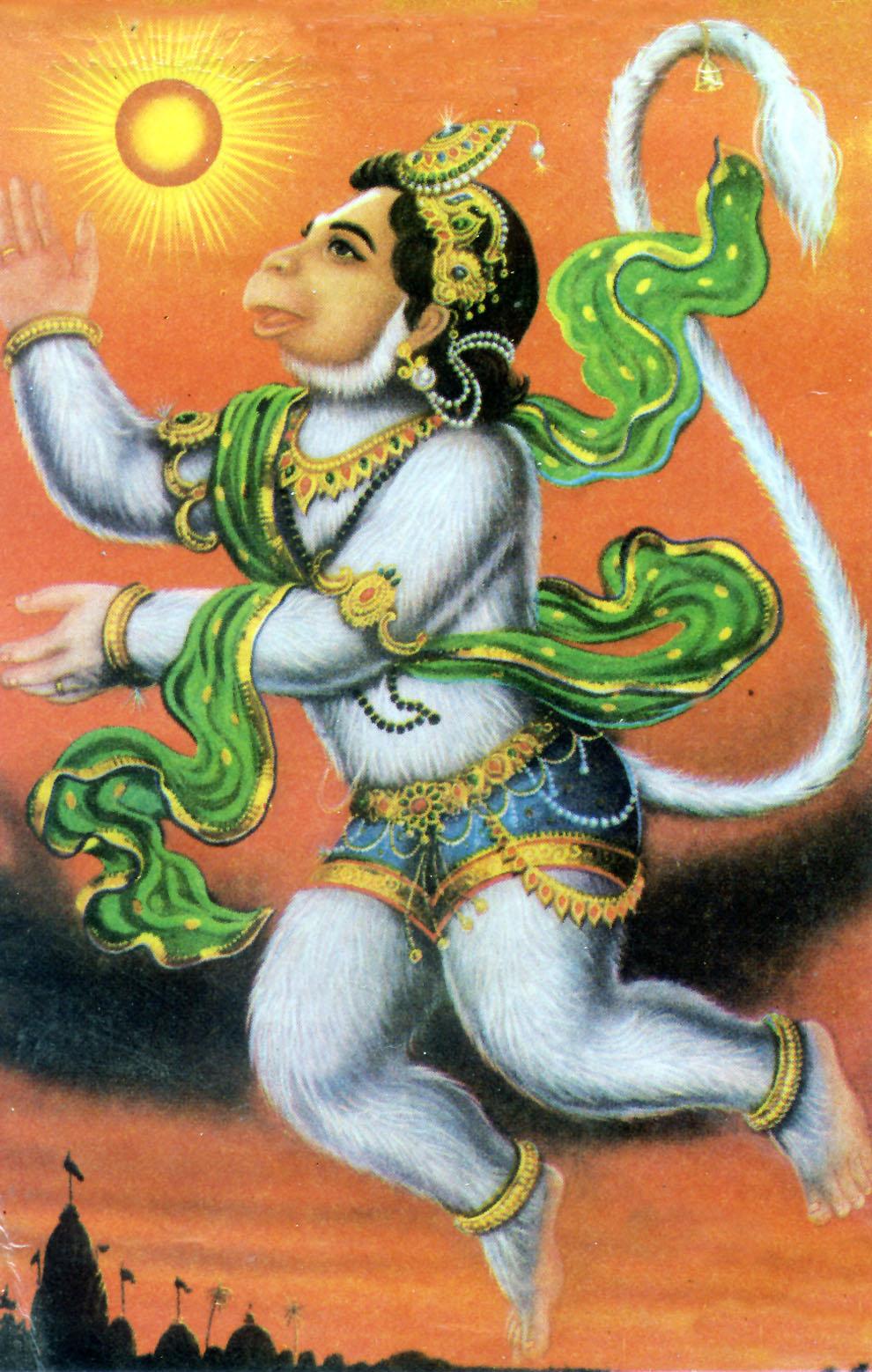 Hindu God Wallpapers Shri Hanuman