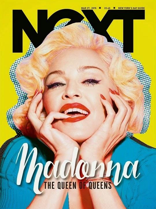 madonna+next+magazine
