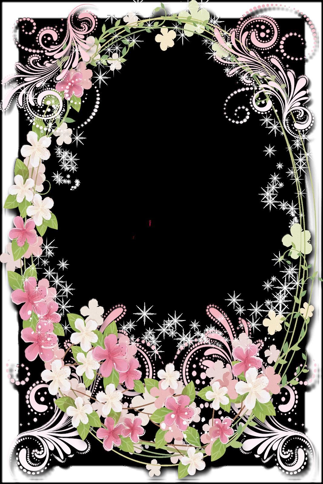 La Página de Inesita: Variedad de lindos Marcos y Plantillas para ...