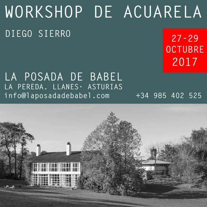 WORKSHOP EN ASTURIAS
