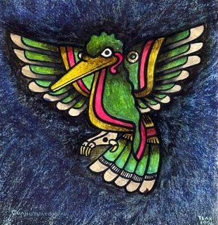 la poesia lirica indigena: