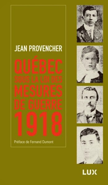 quebec revolution essay In the time leading up to the radical changes of the quiet revolution the people of quebec placed more importance on an essay on quebec nationalism.
