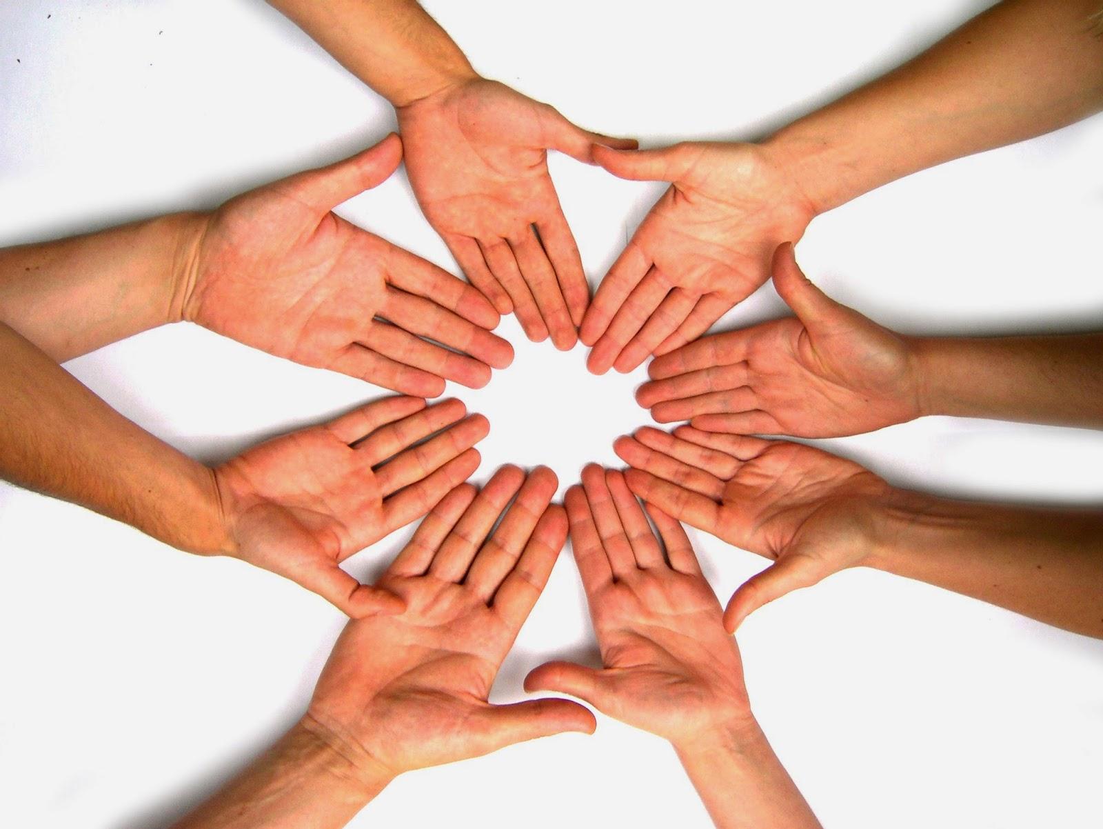 Doações voluntárias: coração íntegro e amoroso