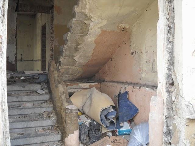 Разрушени Сгради Варна
